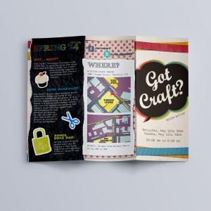 Got Craft Brochure
