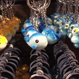 These keychains are soooo adorable!