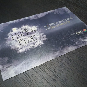 Möbius Floe Postcards