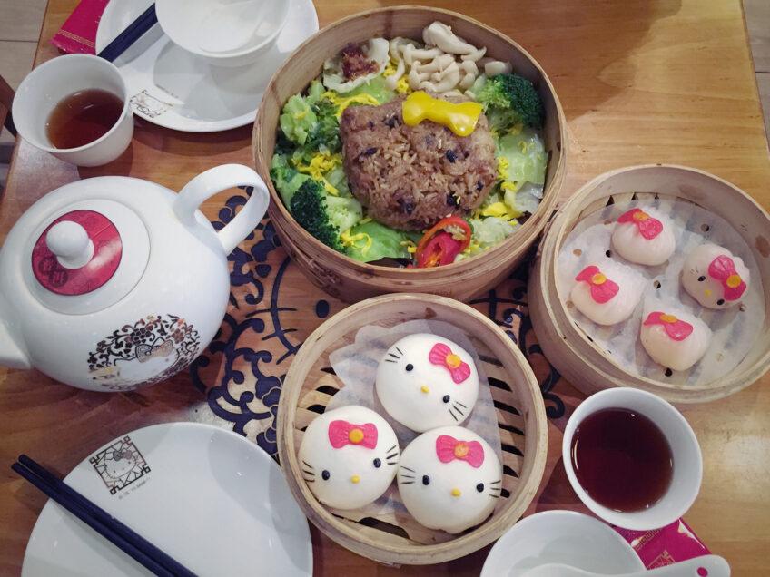 Hello Kitty Cuisine + TeaWood