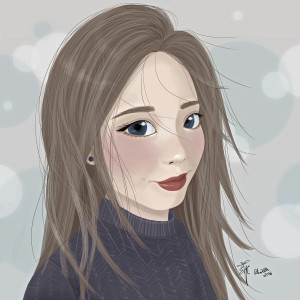 Doodle: Portrait Study